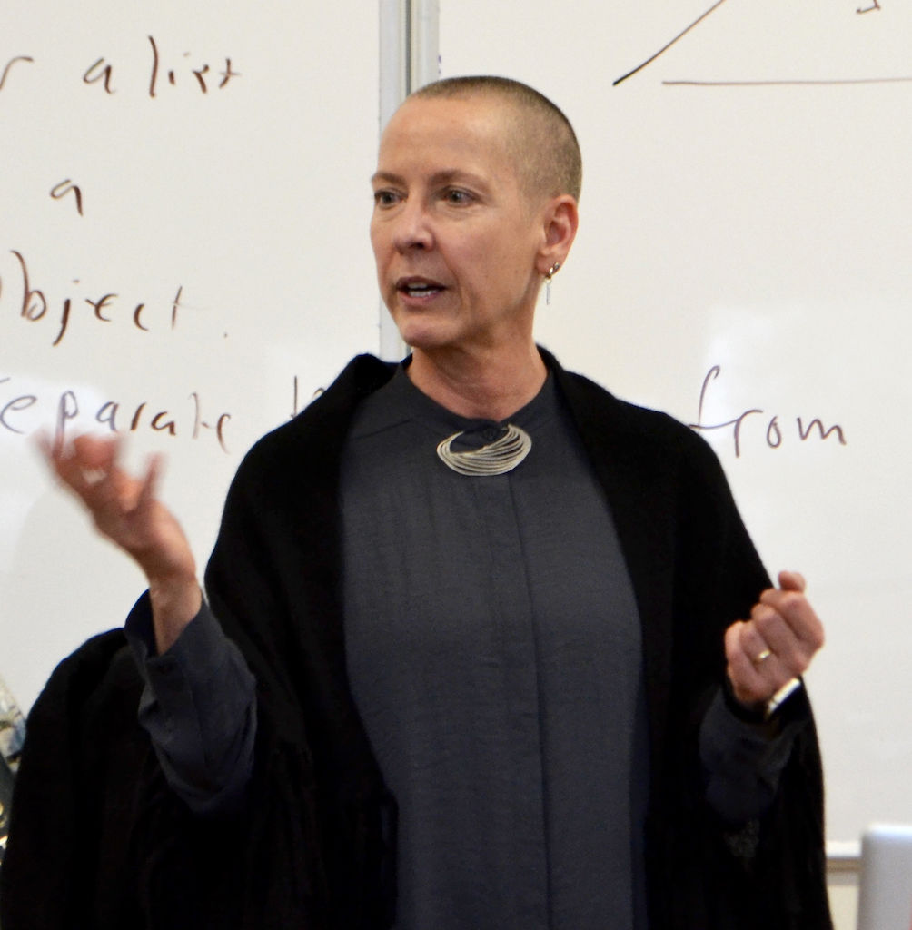 Former Utah Poet Laureate Katharine Coles '77 Finds Poetry in Science