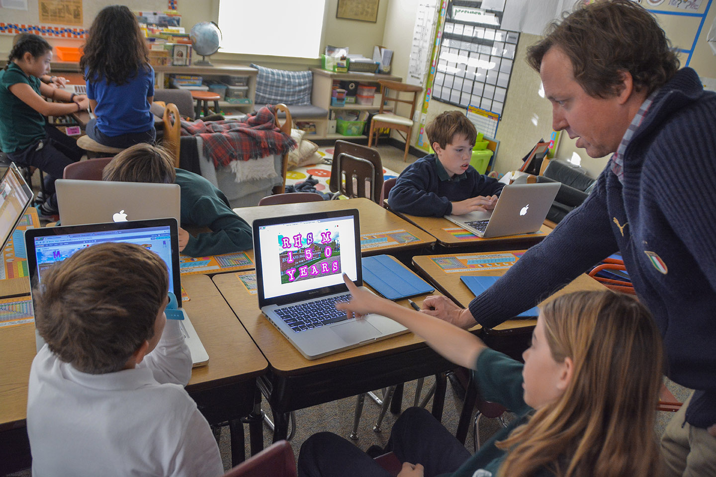 Hour of Code: 150th Anniversary Cards