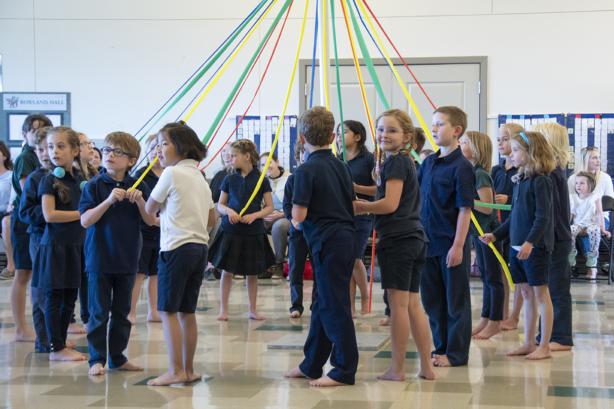 Maypole Dance Tradition
